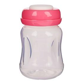 Бутылочка-контейнер 2 в 1 для детского питания, 180 мл, от 0 мес.