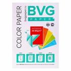 Бумага цветная А4, 250 листов, BVG интенсив, 5 цветов, 80 г/м2, класс А