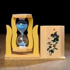 "Clocks ""Japan"" with a pencil, 5х13.5x10 cm, mix"