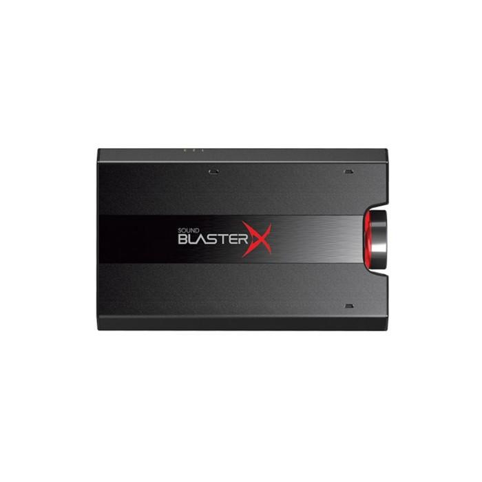 Звуковая карта Creative USB Sound BlasterX G5 (SB-Axx1) 7.1 Ret