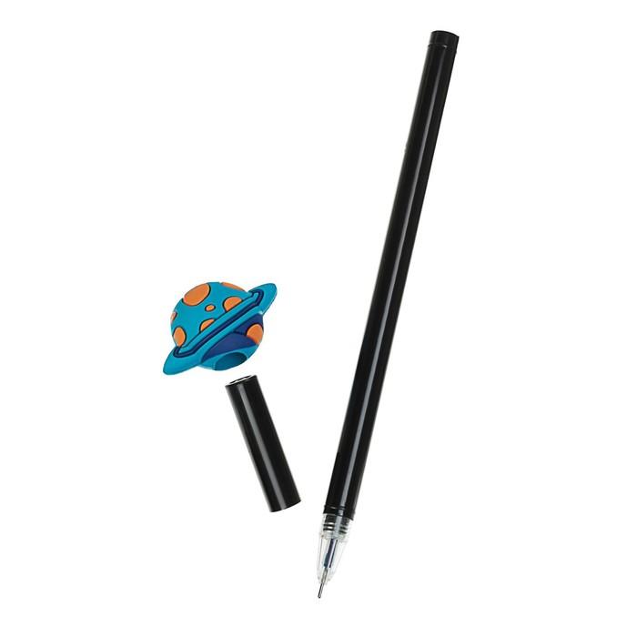 Ручка гелевая-прикол МИКС Планеты