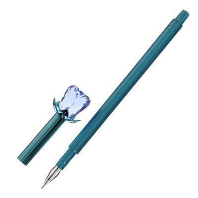 Ручка гелевая-прикол, «Роза», МИКС