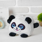 Soft toy piggy Bank Panda with sound with lighting