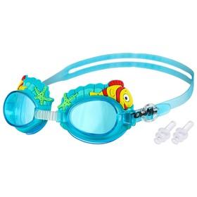 Очки для плавания «Ракушки»