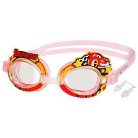 Очки для плавания «Тачки»