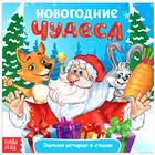 """Сказка в стихах """"Новогодние чудеса"""""""