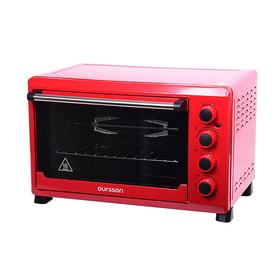 Мини-печь Oursson MO3815/RD, 2000 Вт, 38 л, 12 режимов, конвекция, красная