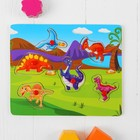 """Frame-liner """"Dinosaurs"""", 6 pieces"""