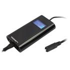 Адаптер питания Ippon D65U, автоматический, 65Вт, 15В-19.5В 8-переходников, 1.5A 1xUSB, 2.1A