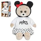 """Мягкая игрушка """"Миссис Мышель"""", 25 см"""