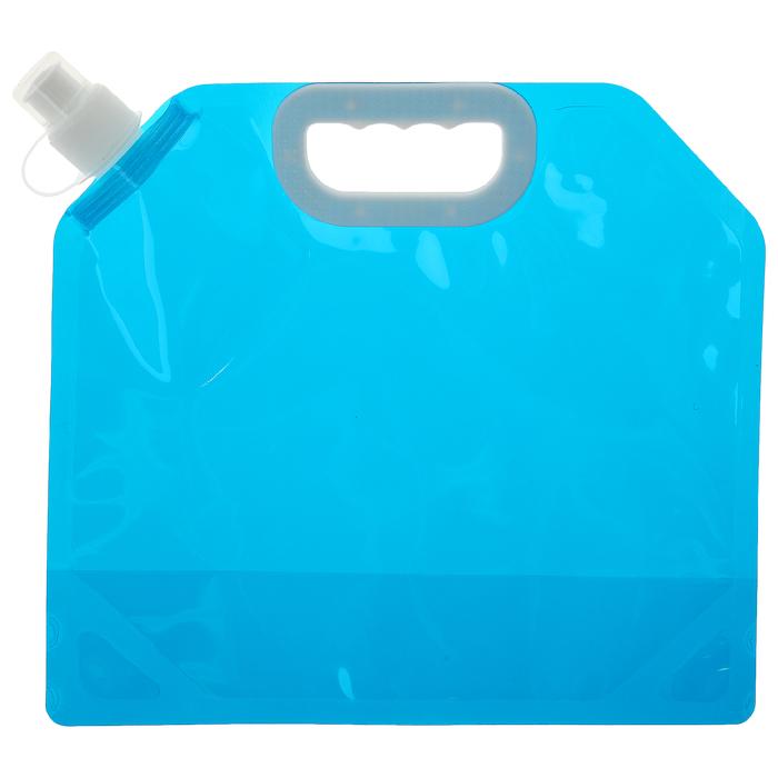 Канистра туристическая 3 л, цвет синий