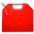 Канистра туристическая 3 л, цвет красный