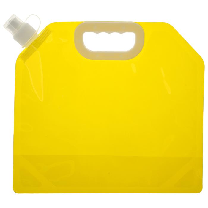 Канистра туристическая 3 л, цвет жёлтый