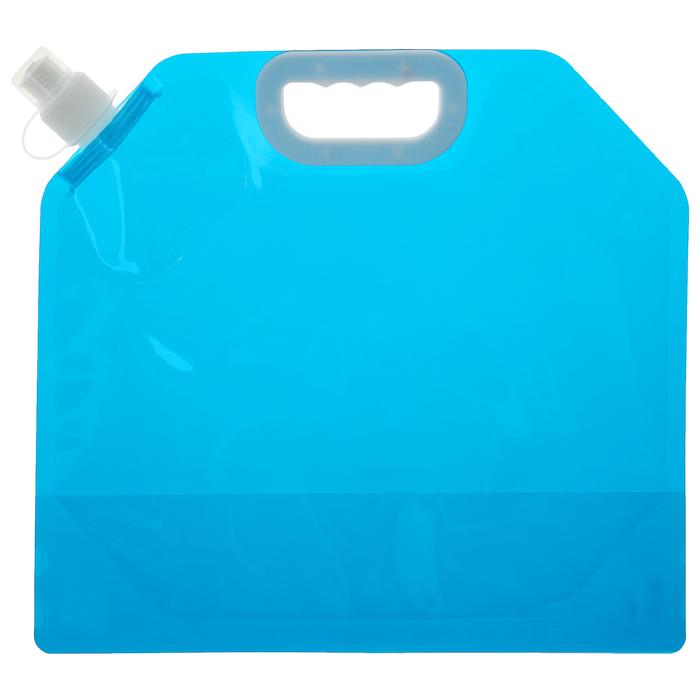 Канистра туристическая 5 л, цвет синий - фото 146573808