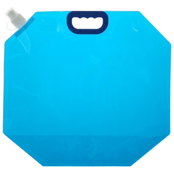 Канистра туристическая 10 л, цвет синий