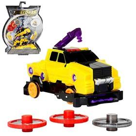 Машинка-трансформер «Дикие Скричеры: Ви-Бон л»