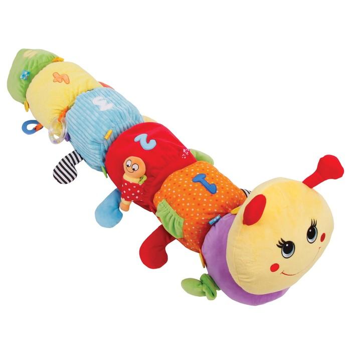 Развивающая игрушка «Гусеница Мари»