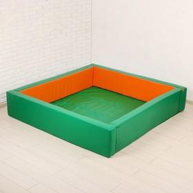 Мягкий модуль «Бассейн прямоугольный», цвет МИКС
