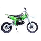 Питбайк BSE MX-125, Зеленый