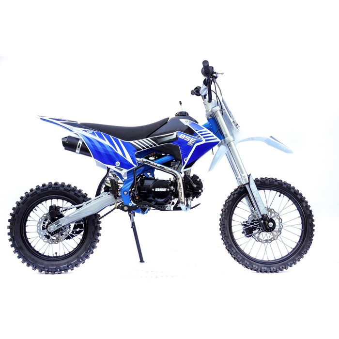 Питбайк BSE MX-125, Синий