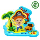 """Toys for tubs """"pirate adventure"""""""