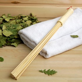 Broom bamboo 60cm, 0.5 cm rod