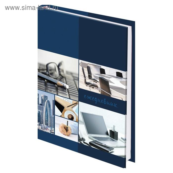 Ежедневник датированный на 4 года, А5, BRAUBERG «Офис», 192 листа, твёрдая обложка