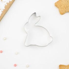 {{photo.Alt || photo.Description || 'Форма для вырезания печенья «Зайка», 7×5,5×2 см'}}