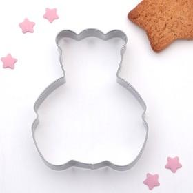 {{photo.Alt || photo.Description || 'Форма для вырезания печенья «Медвежонок», 8×6,5×2 см'}}