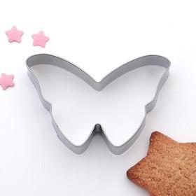 {{photo.Alt || photo.Description || 'Форма для вырезания печенья «Бабочка», 7×5,5×2 см'}}
