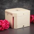 Коробка подарочная, 22 х 22 х 16,5 см