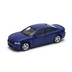 Машина Dodge Charger, масштаб 1:38, цвет МИКС