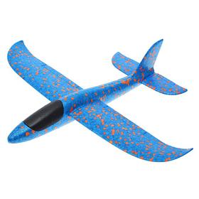 Самолёт 'Запуск' маленький, цвет МИКС Ош