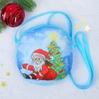 Мягкая сумочка «Дед Мороз»