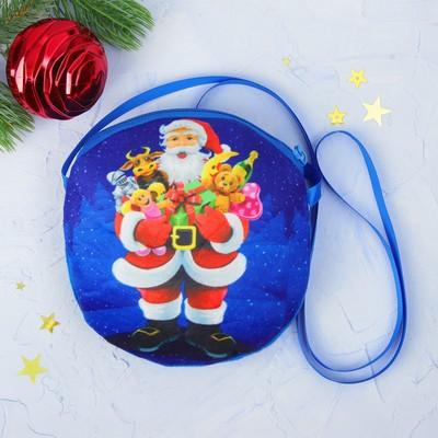 """Soft bag """"Christmas gifts"""""""
