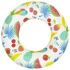 Круг надувной для плавания «Мультики», МИКС