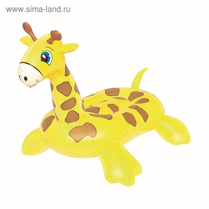 """Матрас надувной для плавания """"Жираф"""""""