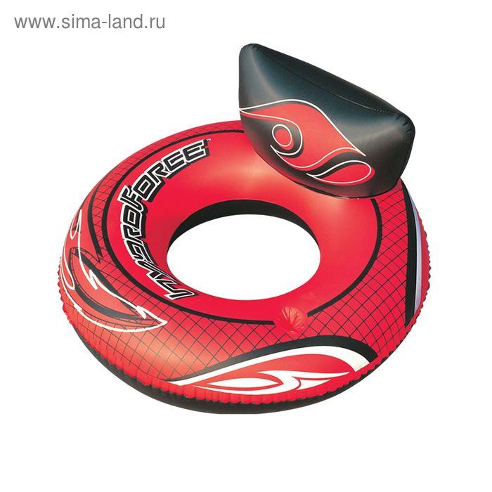 Шезлонг надувной для отдыха на воде Hydro Force, 119 см