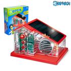 Электронный конструктор «Радиодом», работает от солнечной батареи - фото 105629762