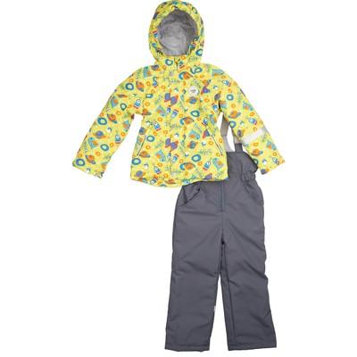 Комплект для мальчика, рост 104 см, цвет графит