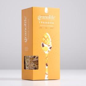 Гранола granolife Манго-ананас, 400г