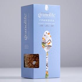 Гранола granolife Кокос-семена Чиа, 400 г