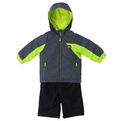 Комплект для мальчика, рост 110 см, цвет чёрный