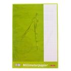 Миллиметровка А3 20 листов, Herlitz