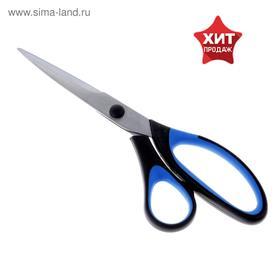 Ножницы Dolce 22см, ручки с резиновыми вставками Ош