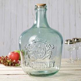 {{photo.Alt || photo.Description || 'Бутылка 12 л Garrafa Cabernet, с пробкой'}}
