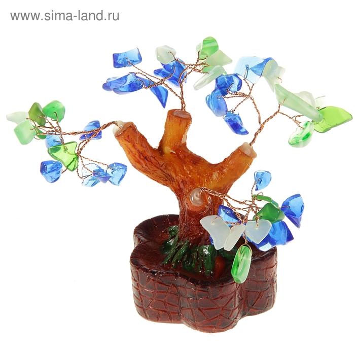 """Денежное дерево """"Весенний сад. Цветок"""""""