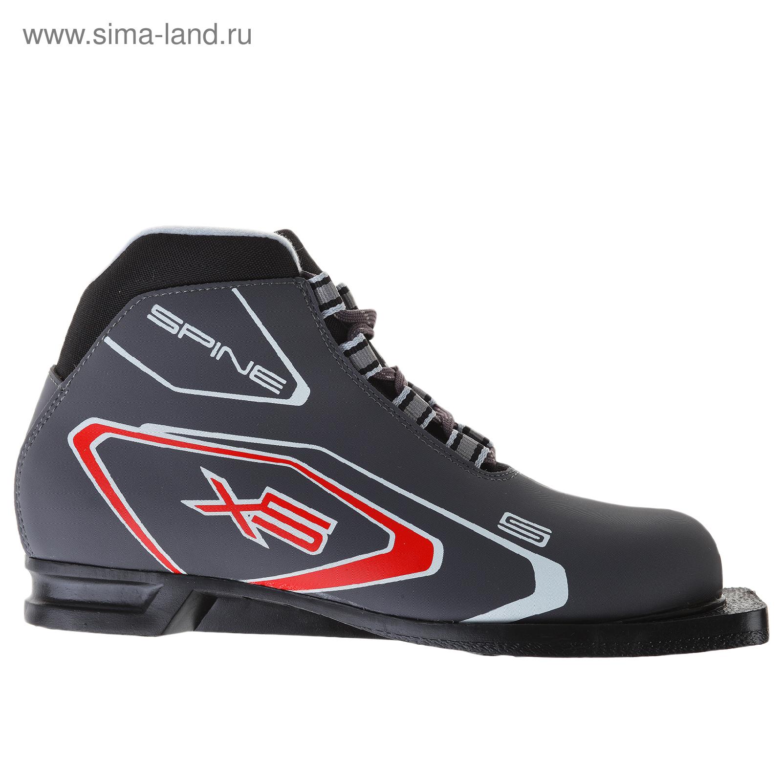 Ботинки SPINE X5 180, крепление NN75, размер 45 (3844164) - Купить ... 3c35fb238aa