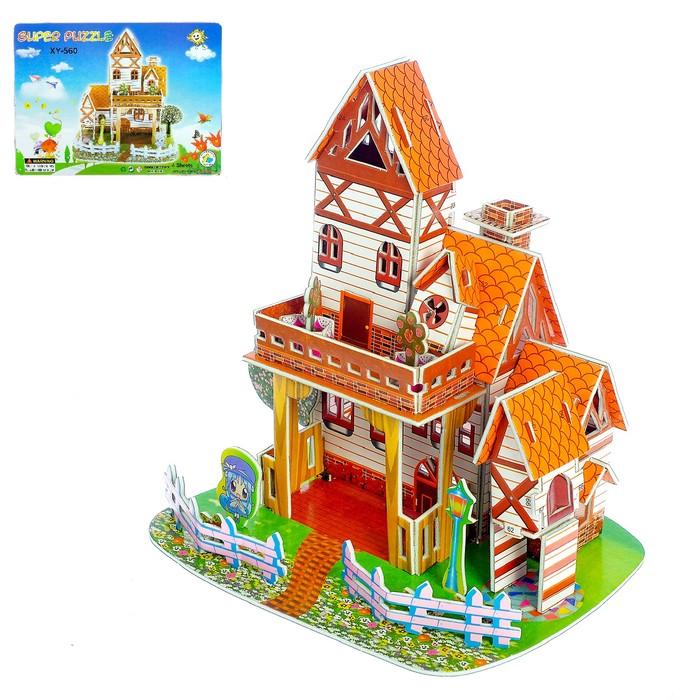 Конструктор 3D «Загородная вилла» - фото 105509203