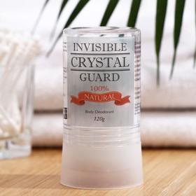 Минеральный дезодорант  Invisible Crystal Guard, 120 г